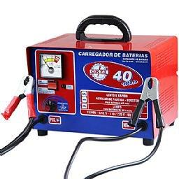 Carregador de Bateria CB40 Moto