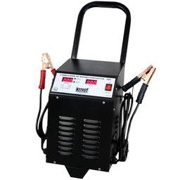 Carregador de Bateria Digital Inteligente de 50A