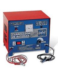 Carregador de bateria de 0 A 120VVC/8A