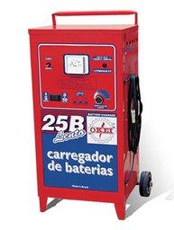 Carregador de bateria de 0 A 120VCC/15A