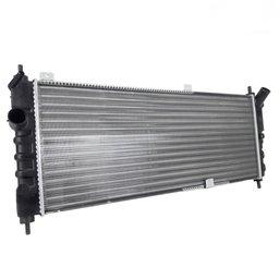 Radiador de Água Importado Corsa Mpfi 94 até 2002 e Tigra 1.6 94 até 99 Todos com Ar Condicionado