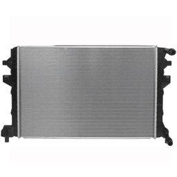 Radiador Golf 1.4 16V / Polo 1.0 12V / Virtus 1.0 12V / Audi A3 1.8 2.0 16V Todos com Transmissão Automática 2013 até 2019 - Original