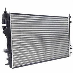Radiador Importado Logan e Sandero Automático Scenic Todos 99 até 2014 e Megane Todos 99 até 2005