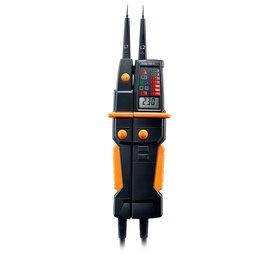 Voltímetro 750-1 12 a 690 V com Lanterna e Visor LCD