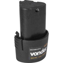 Bateria de íons de lítio de 10,8 V para chave de catraca CCV 108