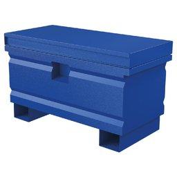 Baú Metálico Multiuso Azul 48 Pol.
