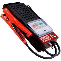 Testador de Baterias 6V a 12V e Funcionamento do Alternador