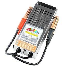 Teste de Bateria 6V a 12V e Funcionamento do Alternador 500A
