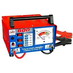 Teste de Bateria e Sistema Elétrico de 1 a 250 Ah