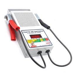 Teste de Baterias e Sistema de Carga 200A 16V Digital - TAB-200 SCD