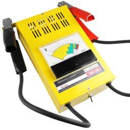 Teste de Bateria e Sistema de Carga 16V