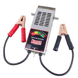 Teste de Bateria Eletrônico 500A