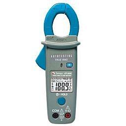 Alicate Amperímetro Automático Digital