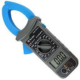 Alicate Amperímetro Digital com Abertura da Garra de 40mm