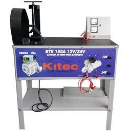 Bancada de Testes com Motor Trifásico para Eletricista