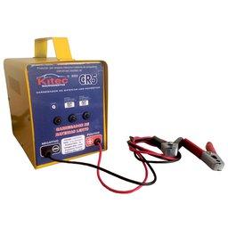 Carregador de Bateria 12/24V 5A Bivolt