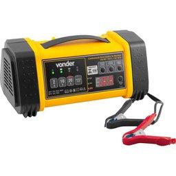 Carregador Inteligente de Bateria 400A 220 V