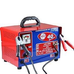 Carregador de Bateria 40A 12/24V Compact