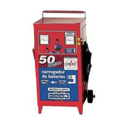 Carregador de bateria 50A - 6/12v 25A - 24v