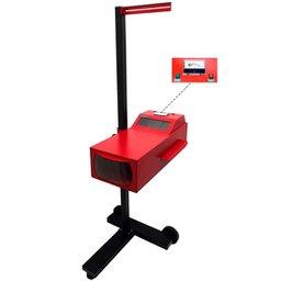 Alinhador de Farol com Sensor de Intensidade de Luz para Farol