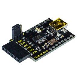 Placa RC FTDI V1.1
