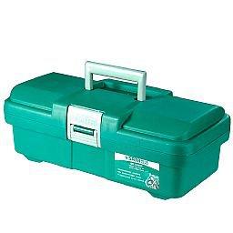 Caixa Plástica para Ferramentas 16 Pol. 400 x 225 x 203mm