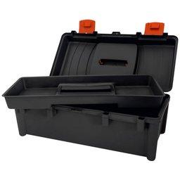 Caixa Plástica para Ferramentas 420 x 190mm com Bandeja