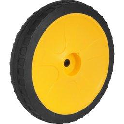 Roda de 300 mm x 60 mm, plástico e borracha, para a Varredeira Manual VPV 920