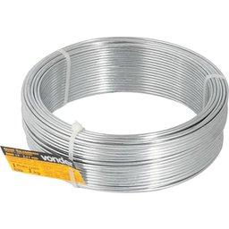 Arame galvanizado comercial BWG 14 2,11 mm