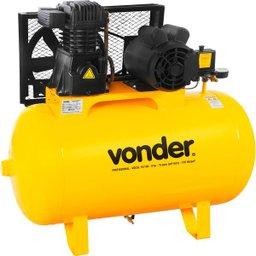Compressor de ar VDCSL 15/130, monofásico, 127 V ~/220 V~,