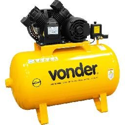 Compressor de ar VDCSV 10/100, monofásico, 127 V ~/220 V~,