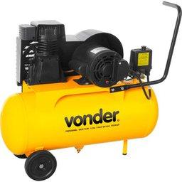 Compressor de ar VDCSI 7,4/30, monofásico, 127 V ~,