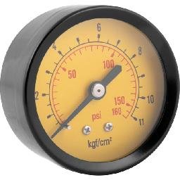 Manômetro para regulador de pressão RP 140/RL 140