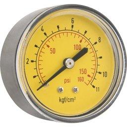 Manômetro para regulador de pressão RP 120
