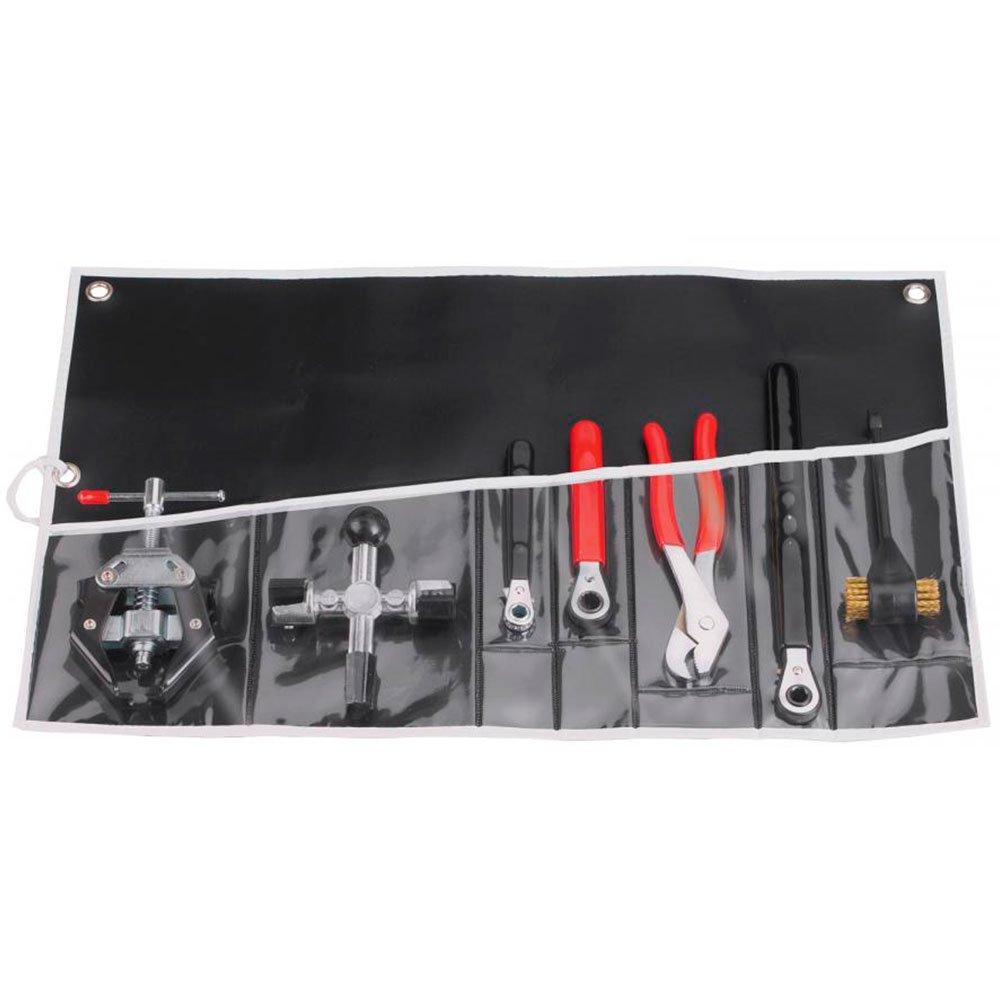 Kit para Manutenção de Bateria com 7 Peças