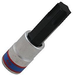 Soquete Longo tipo Tork T70 com Encaixe de 1/2 Pol.