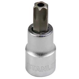 Soquete Tork com Encaixe de 1/2 Pol. com Furo Guia T55