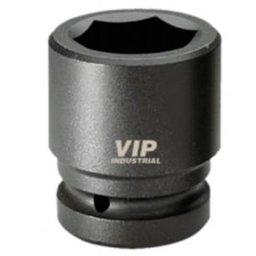 Soquete Sextavado de Impacto Curto de 16mm com Encaixe de 1/2 Pol.