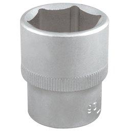 Soquete Sextavado 27mm com Encaixe de 1/2 Pol.