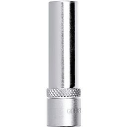 Soquete Sextavado Longo de 17mm com Encaixe de 1/2 Pol.