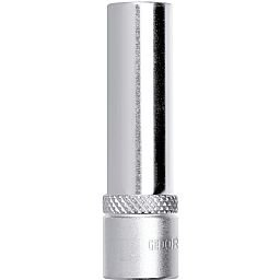 Soquete Sextavado Longo de 19mm com Encaixe de 1/2 Pol.