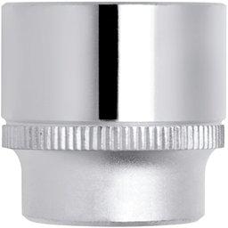 Soquete Estriado de 24mm com Encaixe de 1/2 Pol.