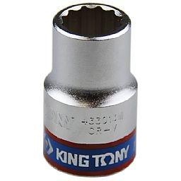 Soquete Estriado de 13 mm com Encaixe de 1/2 Pol.