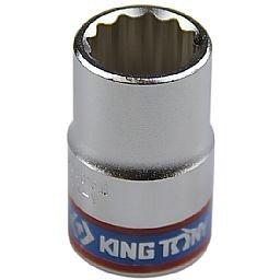 Soquete Estriado de 15 mm com Encaixe de 1/2 Pol.