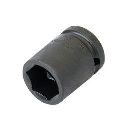 Soquete de Impacto Sextavado com Encaixe de 1/2 pol. 19 mm