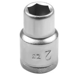 Soquete Sextavado de 12 mm com Encaixe 1/2 Pol.