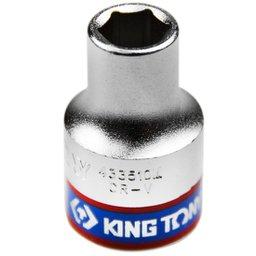 Soquete Sextavado Curto de 1/2 Pol. - 10 mm