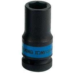 Soquete Sextavado de Impacto Longo com Encaixe de 1/2 Pol. - 17mm