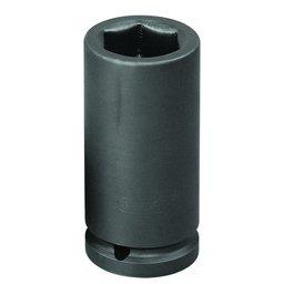 Soquete Sextavado Longo de Impacto de 1/2 Pol. com 13mm