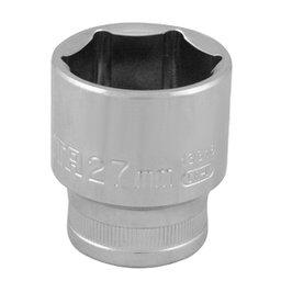 Soquete Sextavado Cromado de 1/2 Pol. 27mm